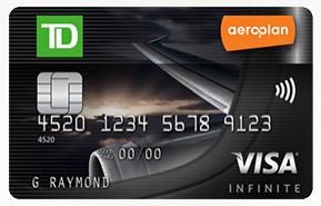td-aeroplan-visa-infinite-card